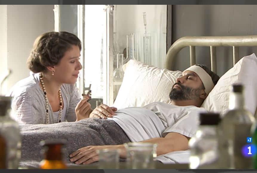 Una vita anticipazioni: chi ha investito Felipe? Santiago nei guai