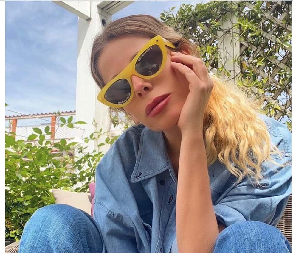 Alessia Marcuzzi e Mia sono libere, la conduttrice negativa torna a Le Iene