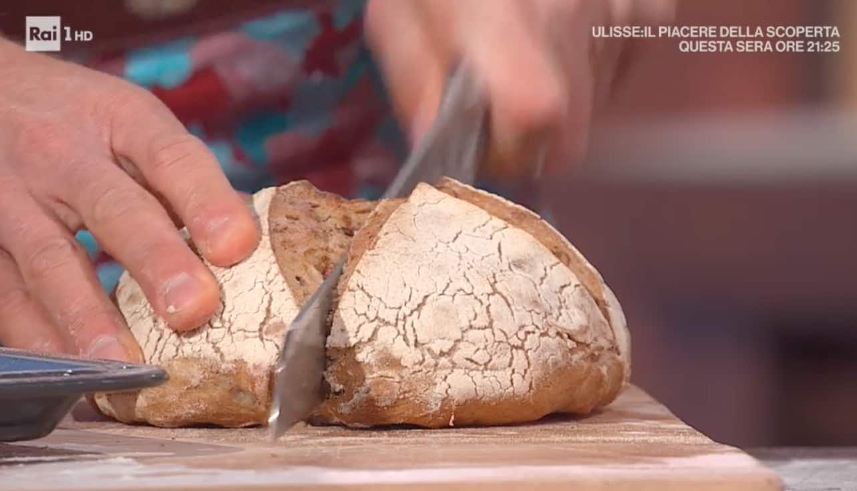 Pane con mascarpone e noci, ricette Fulvio Marino