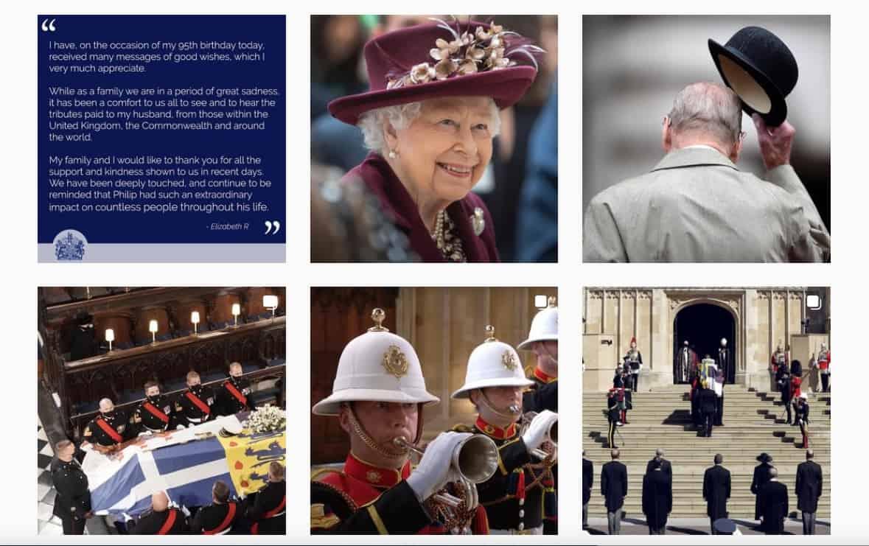 Il grazie della regina Elisabetta, il messaggio nel giorno del compleanno