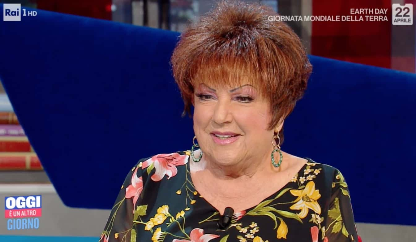 """Orietta Berti racconta la paura del Covid: """"Non respiravo bene, ero sola"""""""