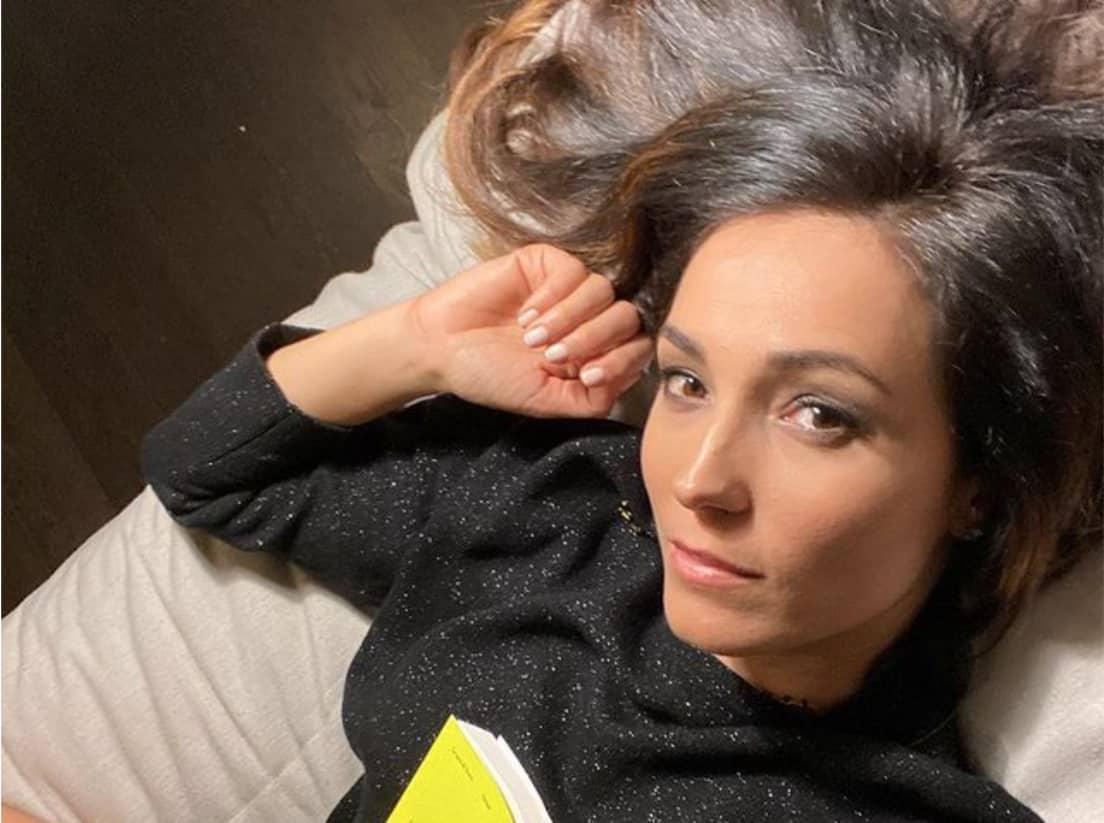 Caterina Balivo ricorda l'aborto, riapre la ferita per dare conforto a una follower