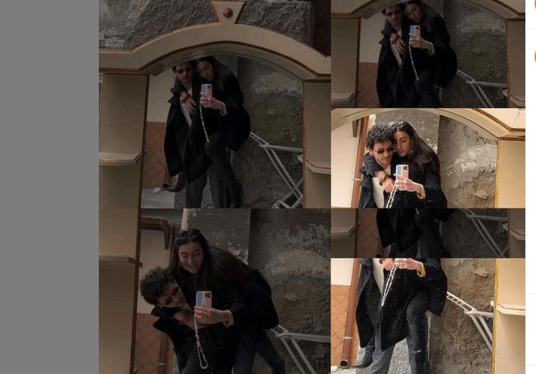 La sorella di Stefano De Martino fidanzata con un attore di Un posto al sole