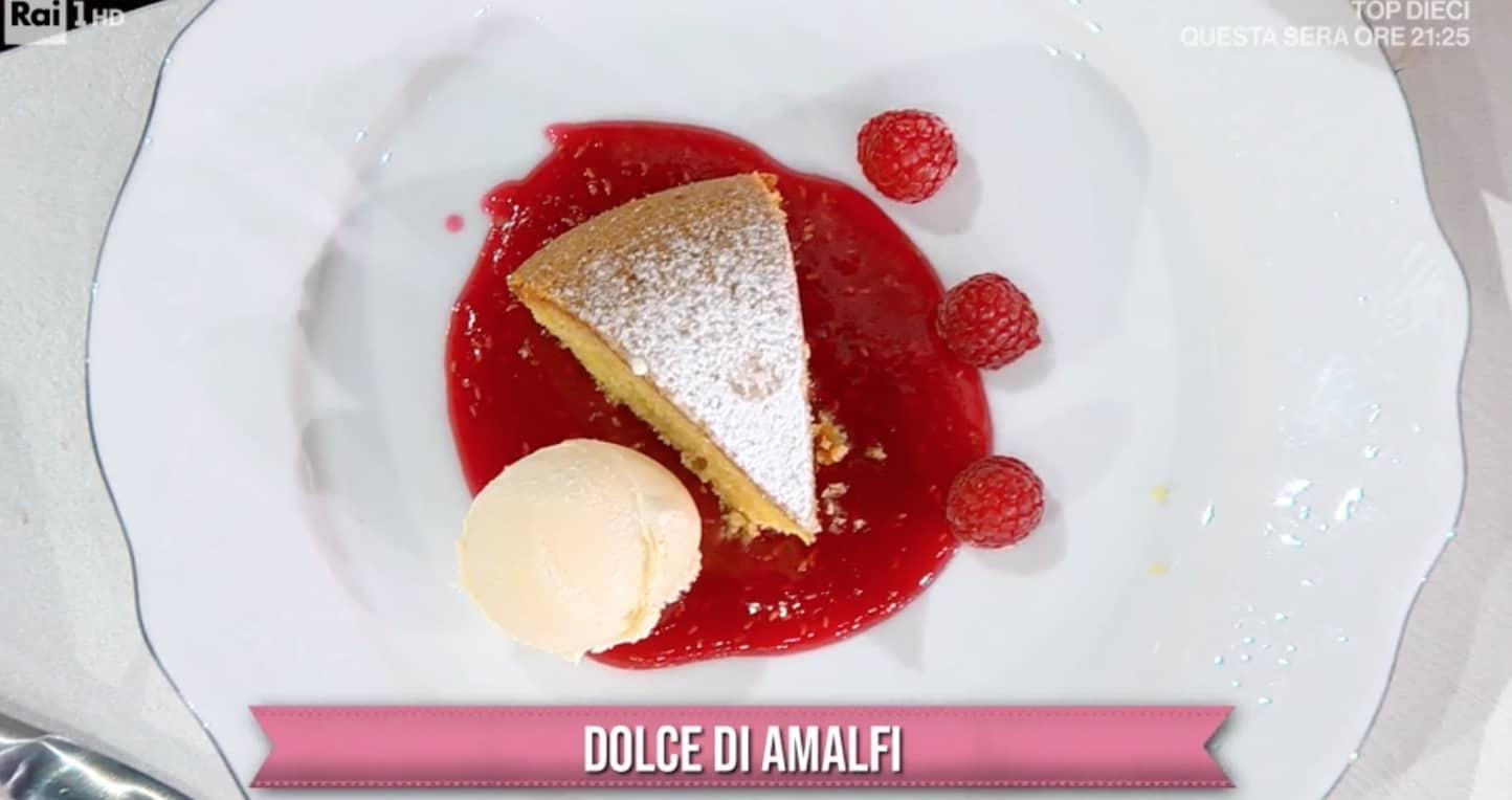 Dolce di Amalfi, la ricetta di Sal De Riso
