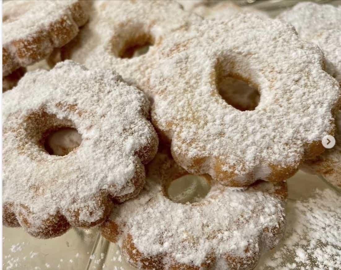 Canestrelli, la ricetta dei dolcetti