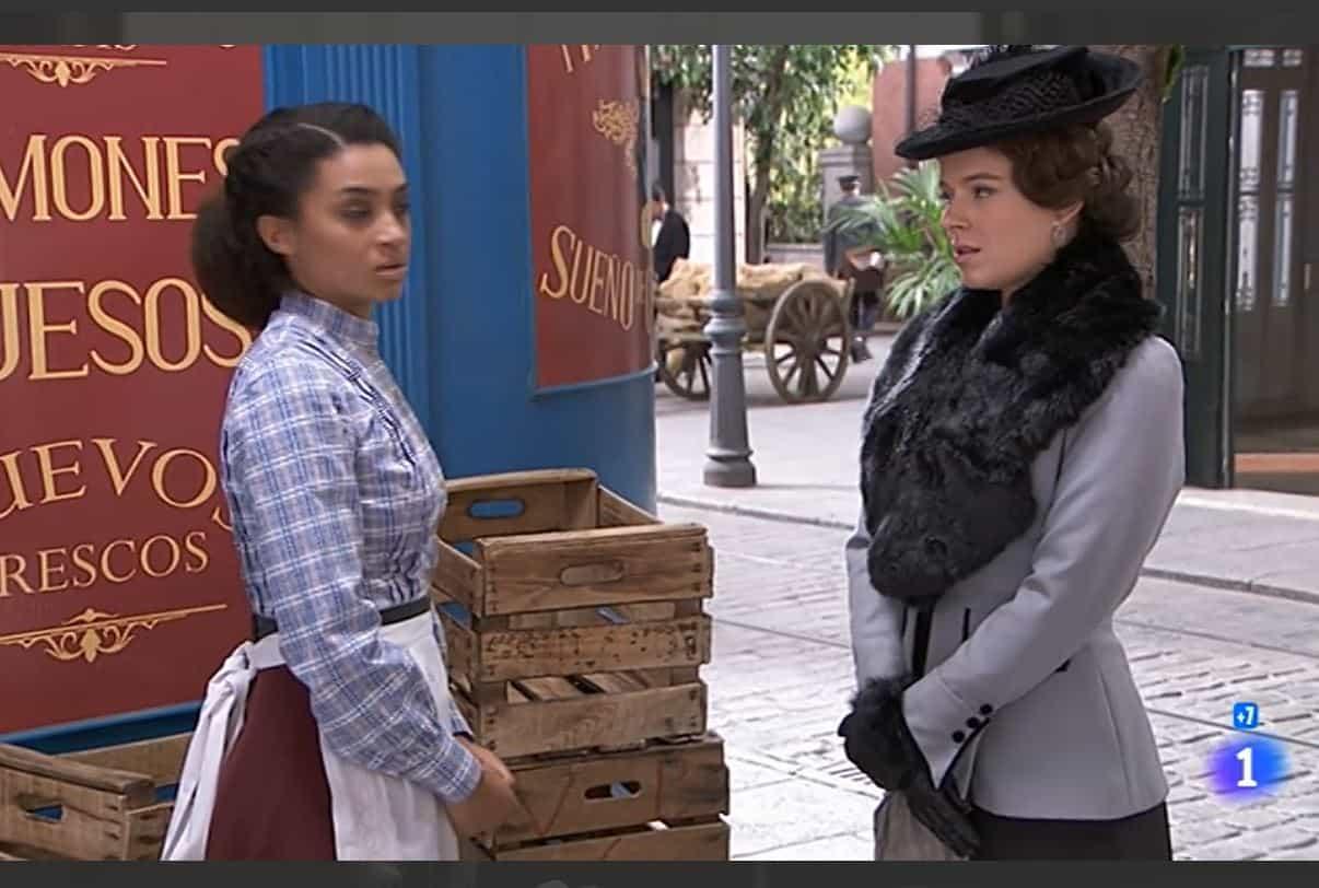 Una vita anticipazioni: Santiago torna a casa, Ursula nei panni di una suora cosa farà?