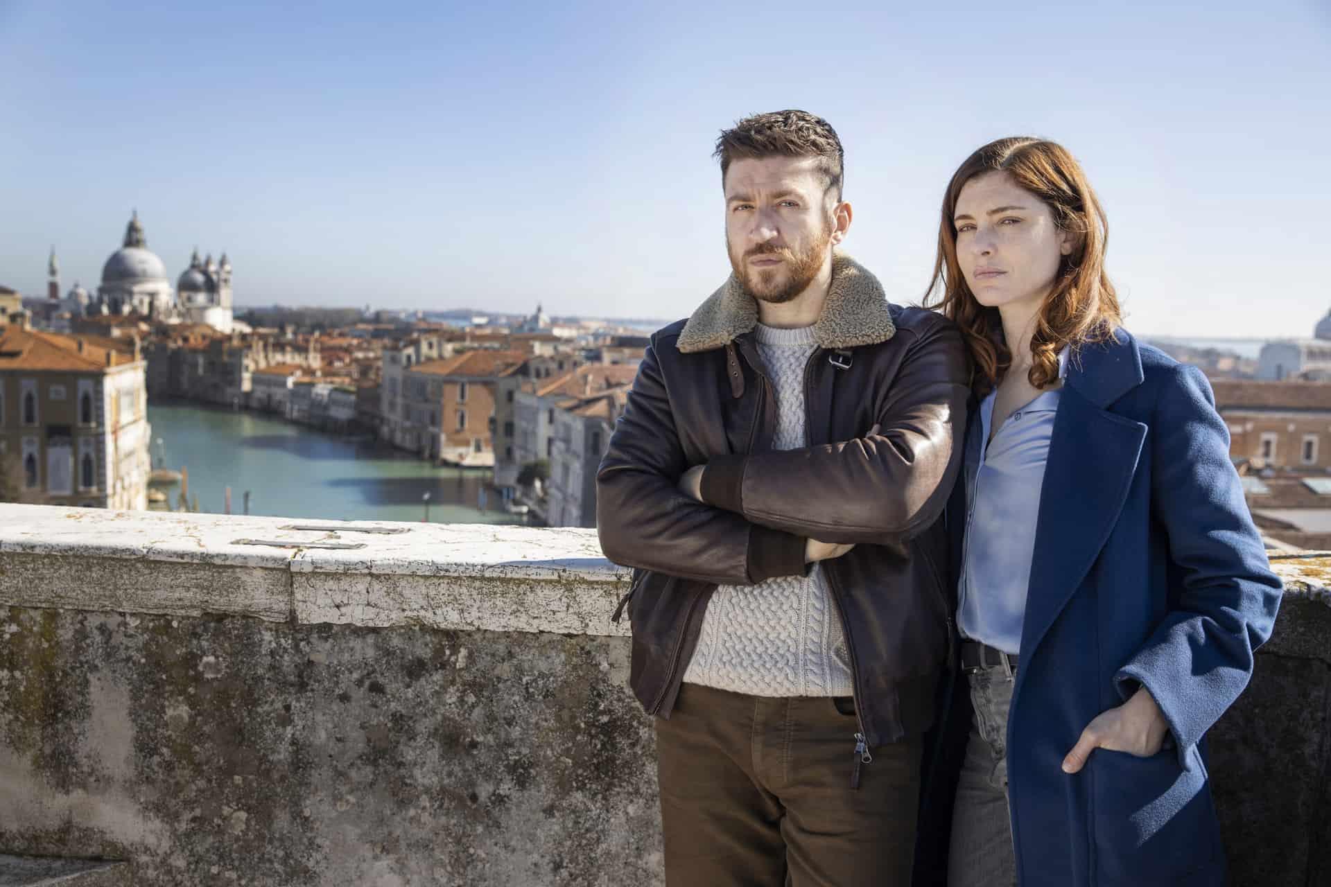 Non mi lasciare la nuova fiction Rai con Vittoria Puccini: prime anticipazioni