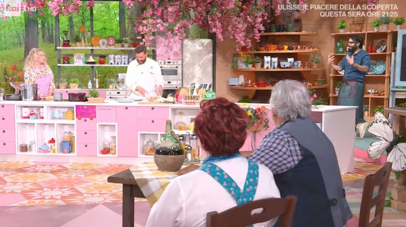 Frecciatina per Elisa Isoardi, lo chef di E' sempre mezzogiorno non nasconde la delusione