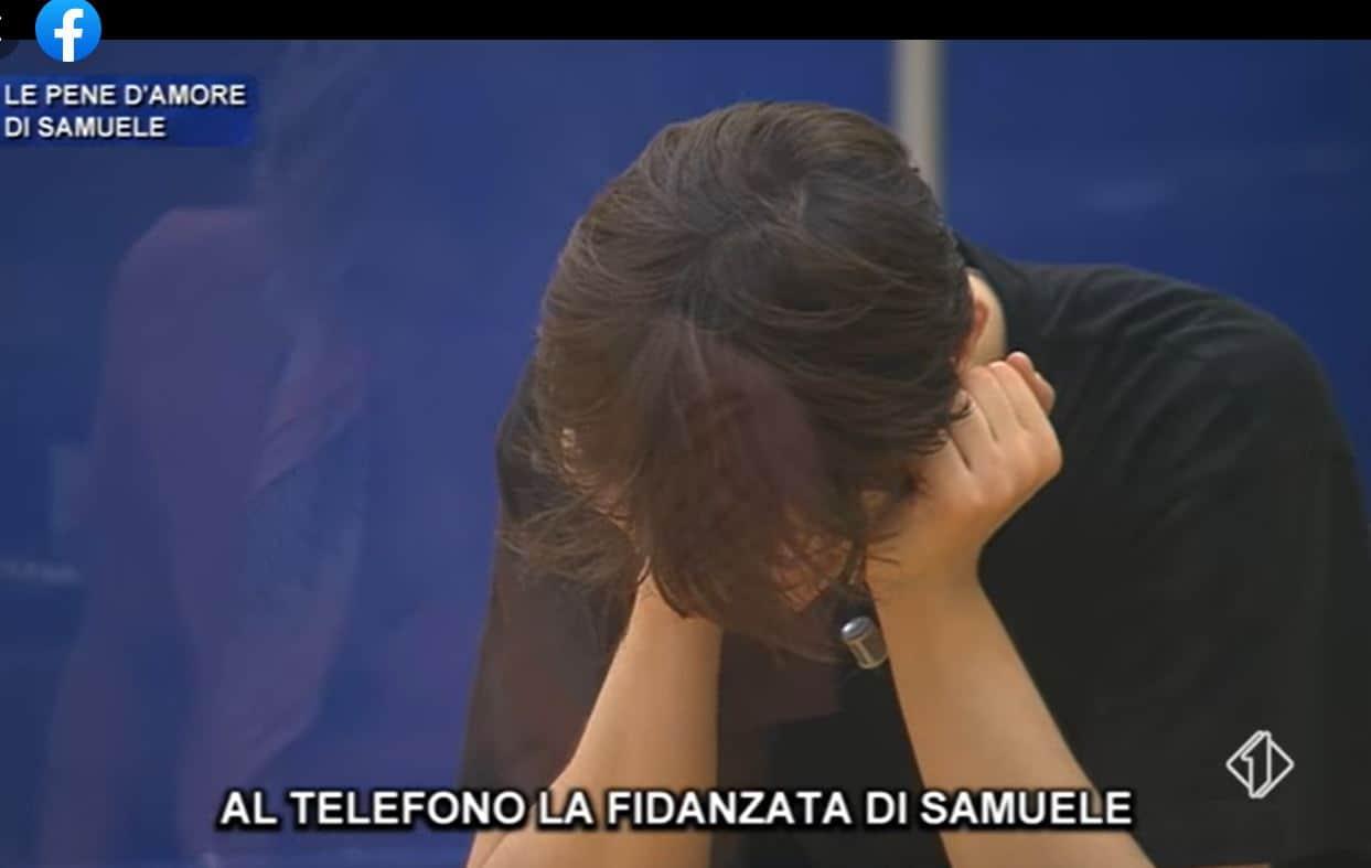 Ad Amici 20 le pene d'amore di Samuele: ci pensa Veronica ad aiutarlo