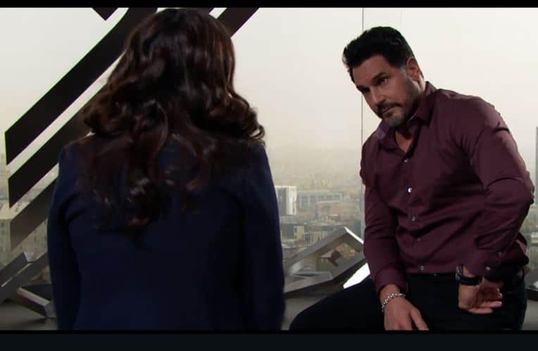 Beautiful anticipazioni: Kate e Bill diranno a Wyatt della malattia di Sally?