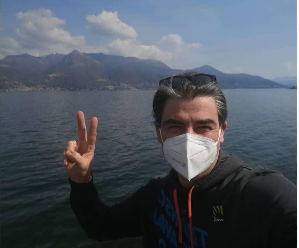 Sergio Barzetti si fa forza con i messaggi passati sotto la porta
