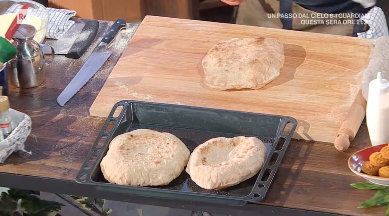 Pane arabo, la ricetta di Fulvio Marino