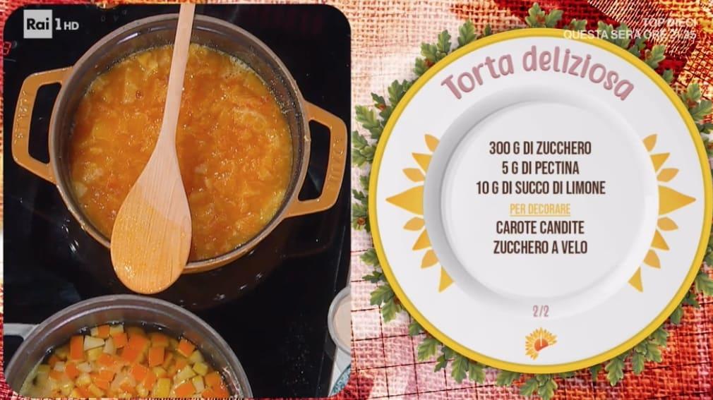 Torta deliziosa, la ricetta con le marmellate di Sal De Riso