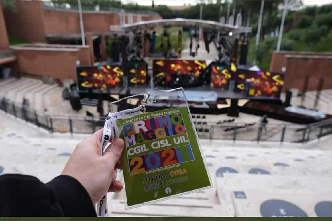 Concerto Primo Maggio 2021 tutti i cantanti sul palco: musica per tutti