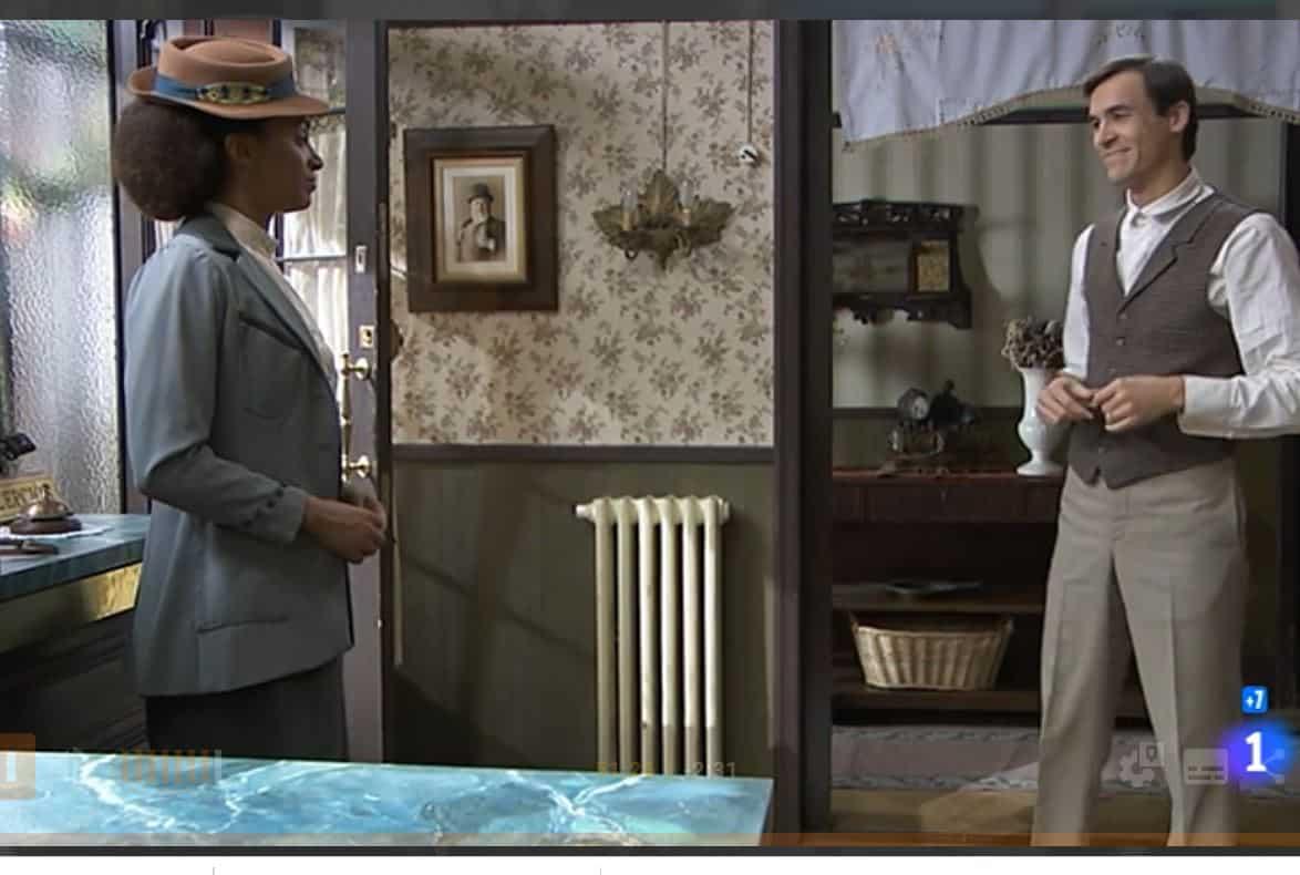 Una vita anticipazioni: Santiago non è il marito di Marcia, lei lo dirà a Felipe?
