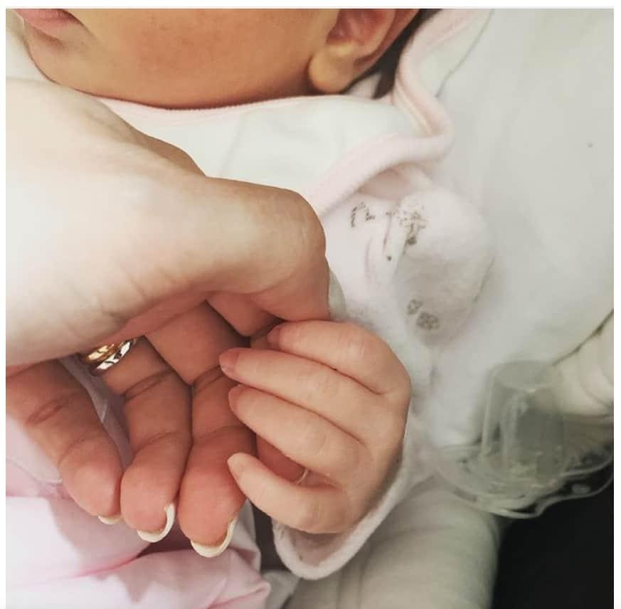Melory Blasi è diventata mamma e Ilary di nuovo zia