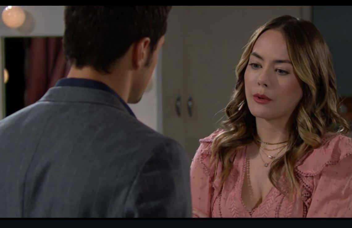 Beautiful anticipazioni: Hope non dà retta a Liam, cede a Thomas?