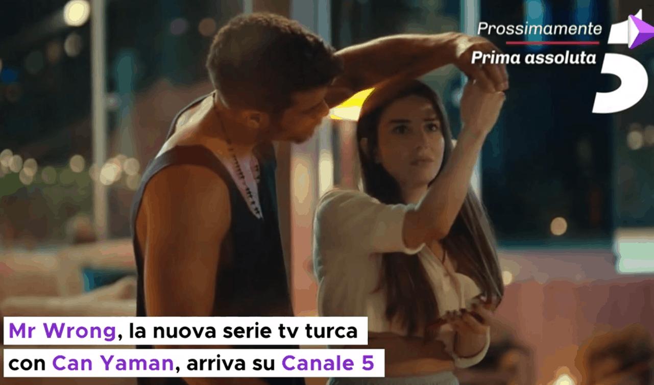 Mr. Wrong-Lezioni d'amore per l'estate di Canale 5 con Can Yaman e Ozge Gurel