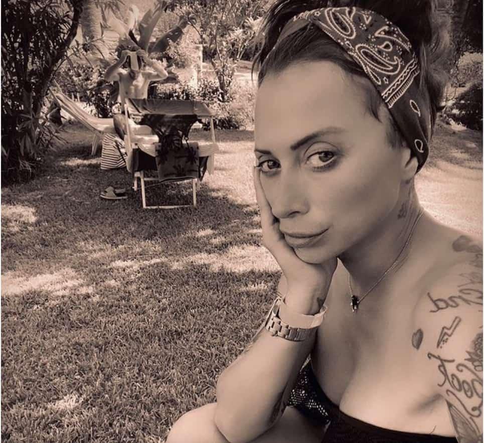 Irene Capuano vuole tornare al peso forma, la compagna di Francesco Arca chiede consigli