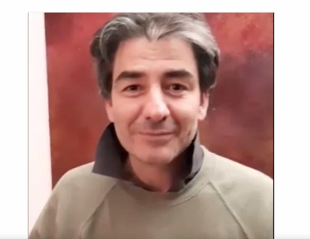 Esercizi di riabilitazione respiratoria per Sergio Barzetti, poi guarda E' sempre mezzogiorno