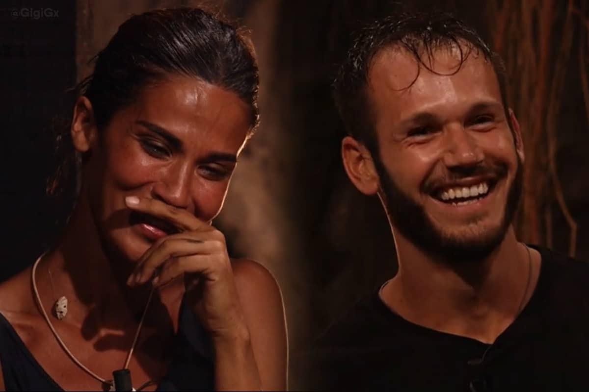 L'Isola dei Famosi 2021 spinge sull'amore: Francesca Lodo e Matteo Diamante innamorati?