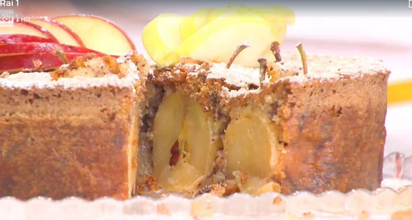 Torta di mele australiana, ricetta di Daniele Persegani