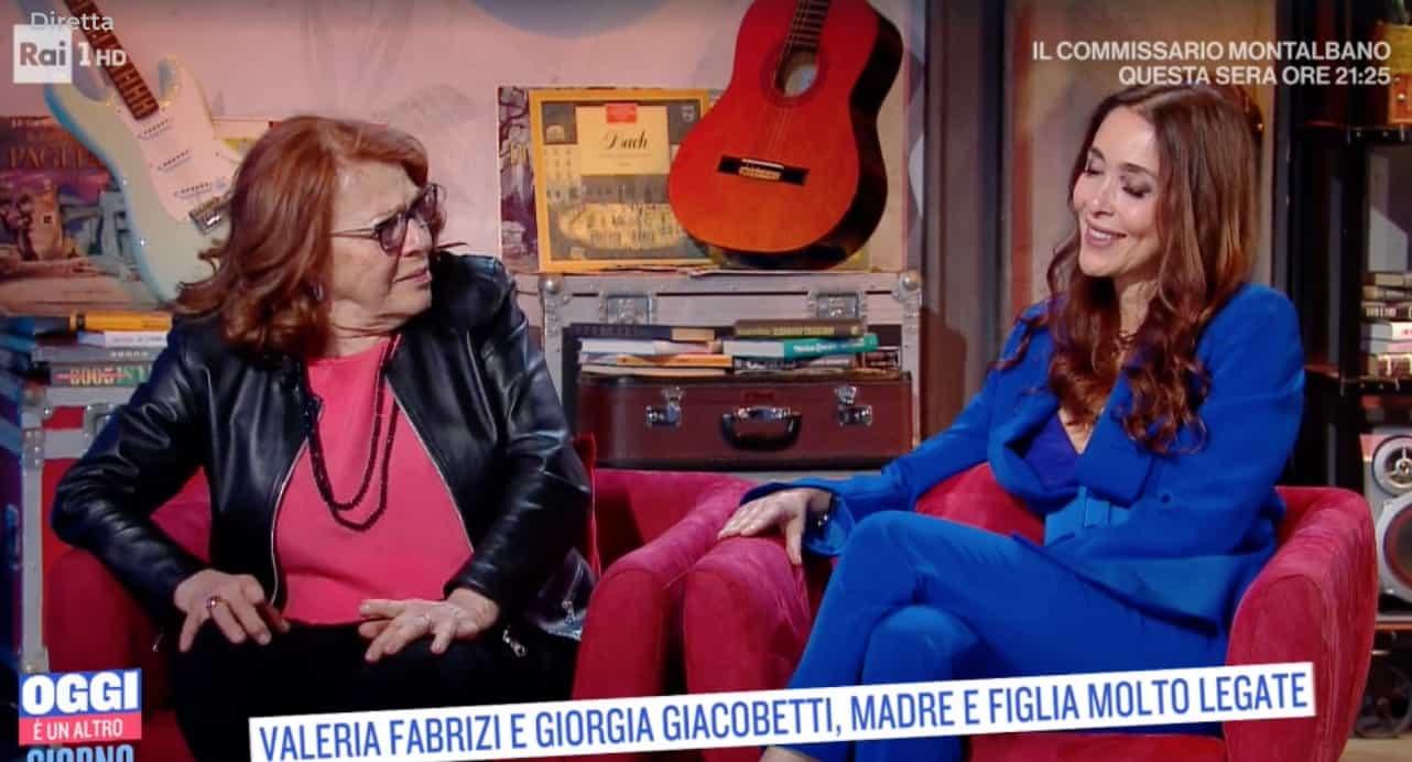 """La figlia di Valeria Fabrizi: """"Ho perso mio padre a 23 anni, mia madre è la mia migliore amica"""""""