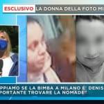 Denise Pipitone ultime notizie, si cerca la donna che era con la bambina a Milano: svolta vicina