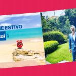 Uno Weekend su Rai 1 con Anna Falchi e Convertini: si parte a luglio