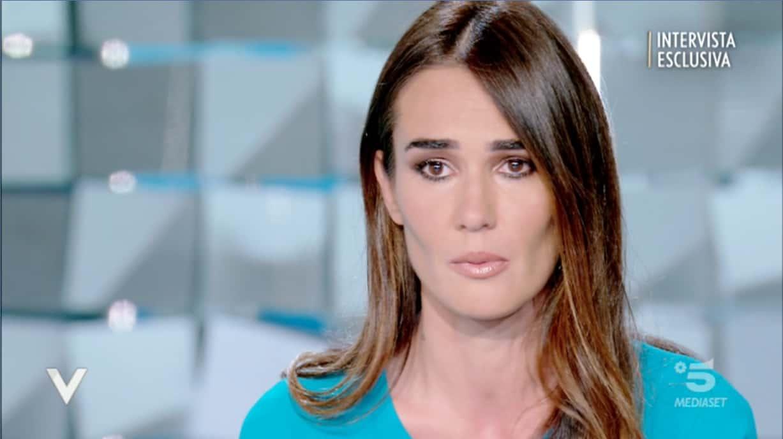 Silvia Toffanin in lacrime per il dolore di Francesca Fioretti