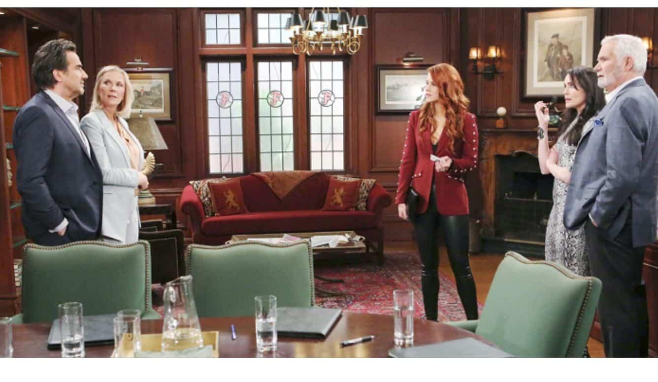 Beautiful anticipazioni: Wyatt e Sally tornano insieme, le sta mentendo?
