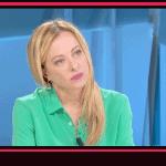 Giorgia Meloni vive il senso di colpa per un secondo figlio che non arriva