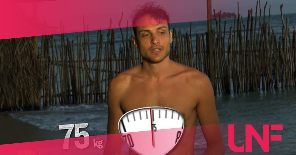 L'Isola dei Famosi 2021: quanto sono dimagriti i naufraghi? I kg prima e dopo