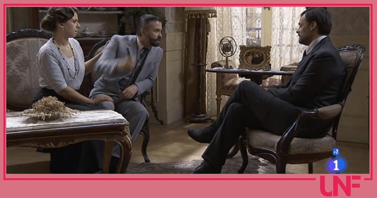 Una vita anticipazioni: Felipe sospetterà di Genoveva dopo la morte di Ursula?