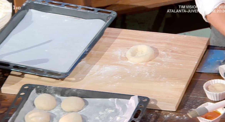 Fulvio Marino, la ricetta del bialy il pane polacco che si mangia a New York