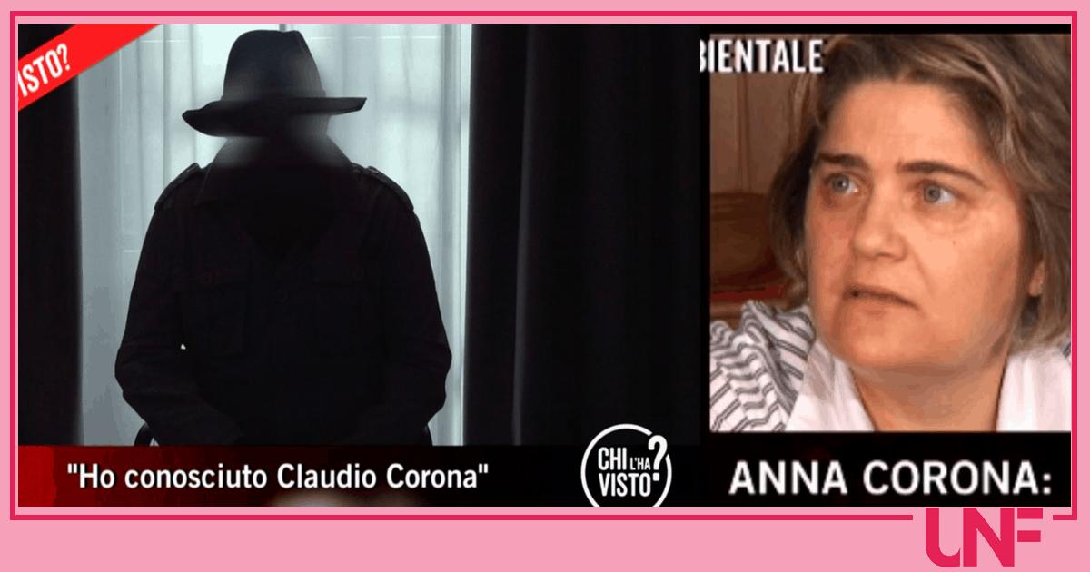 A Chi l'ha visto una testimonianza su Claudio e Anna Corona: il racconto