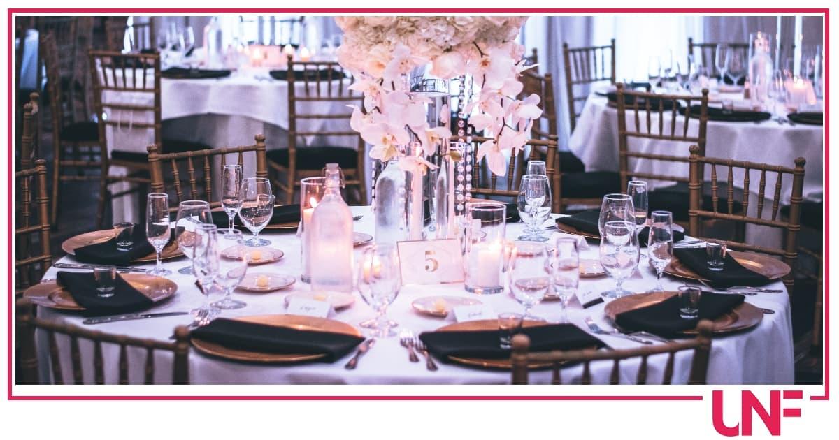 Matrimoni e ricevimenti protocollo: dal numero di invitati alle regole da rispettare