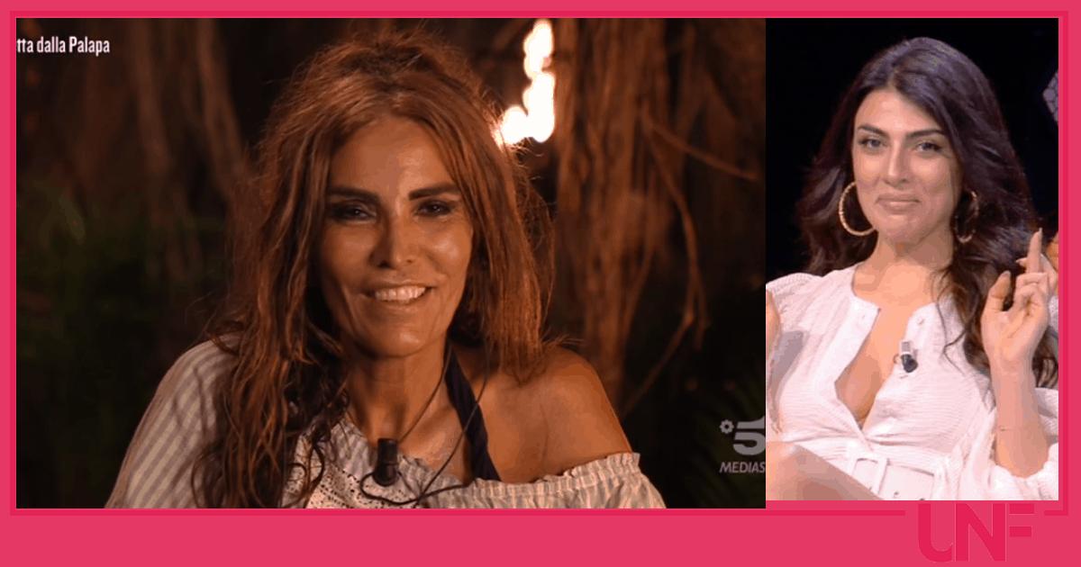 L'isola dei famosi, Fariba crolla: l'infanzia complicata di Giulia Salemi