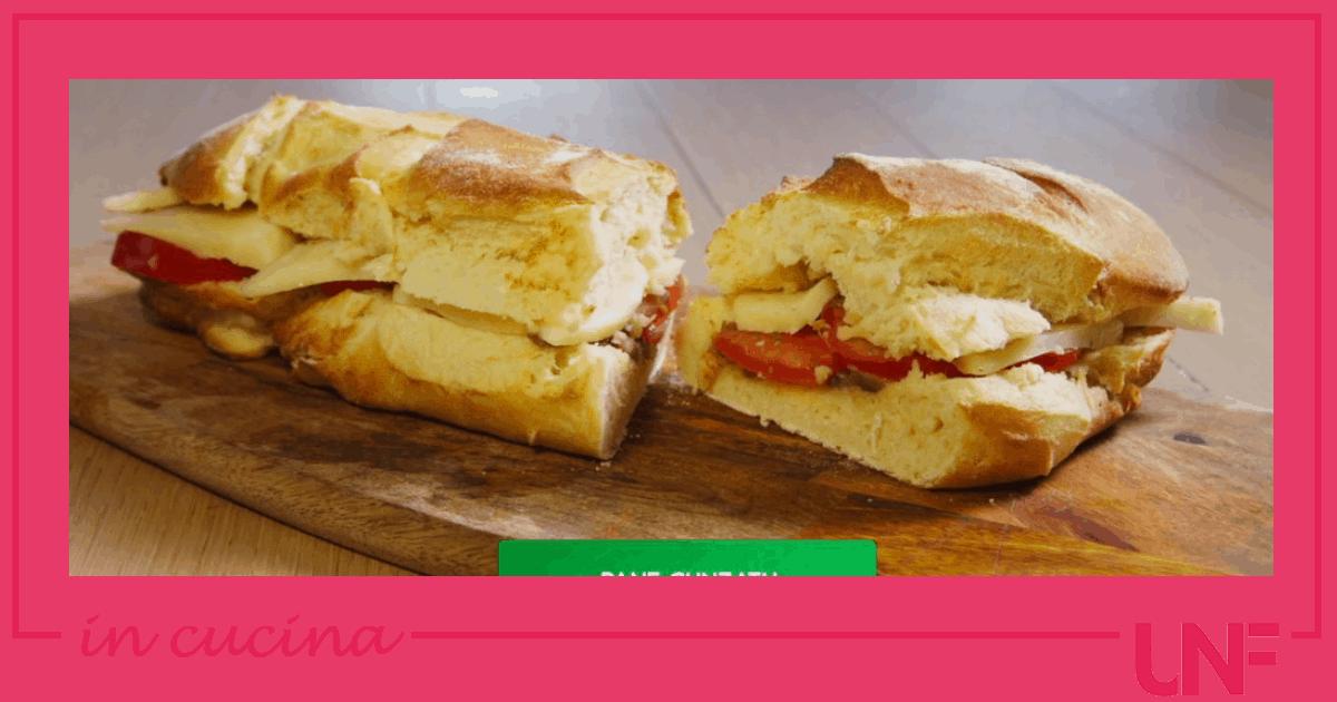 Giusina in cucina, la ricetta del pane cunzatu