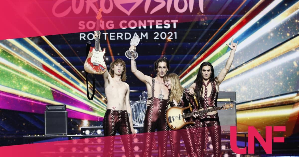 Maneskin vincono Eurovision Song Contest 2021: Italia medaglia d'oro dopo 31 anni