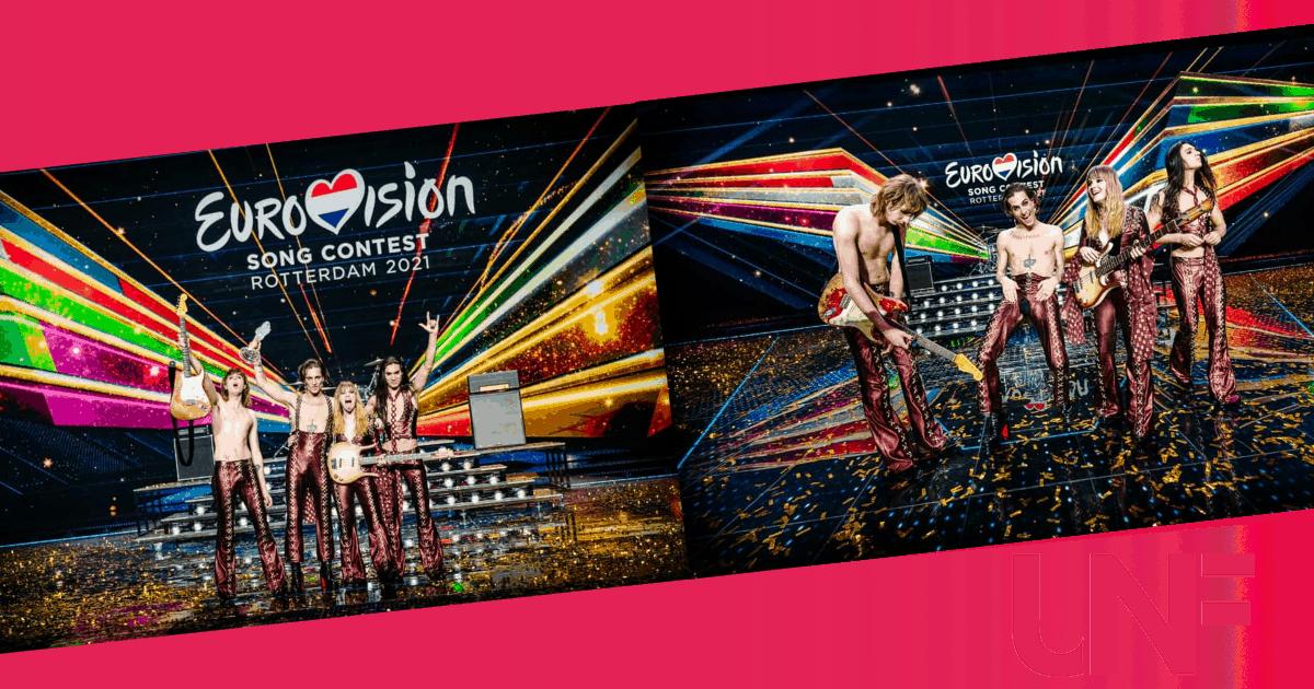 Gli ascolti dell'Eurovision 2021: trionfo Maneskin e record di ascolti per Rai 1