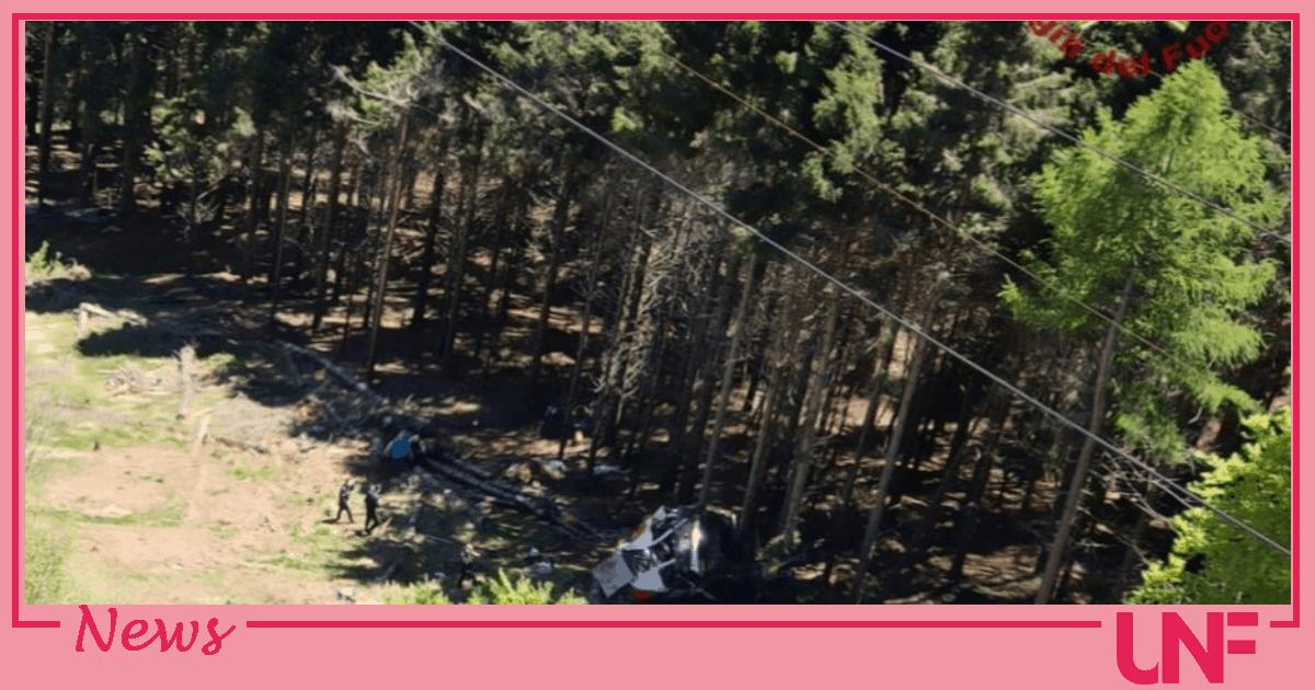 Cabina funivia Stresa-Mottorone: le vittime sono 12, due bambini in ospedale