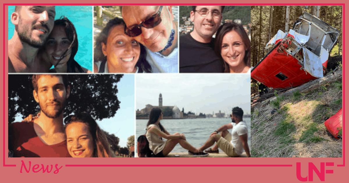 Quella gita in funivia finita in tragedia: le storie delle 14 vittime