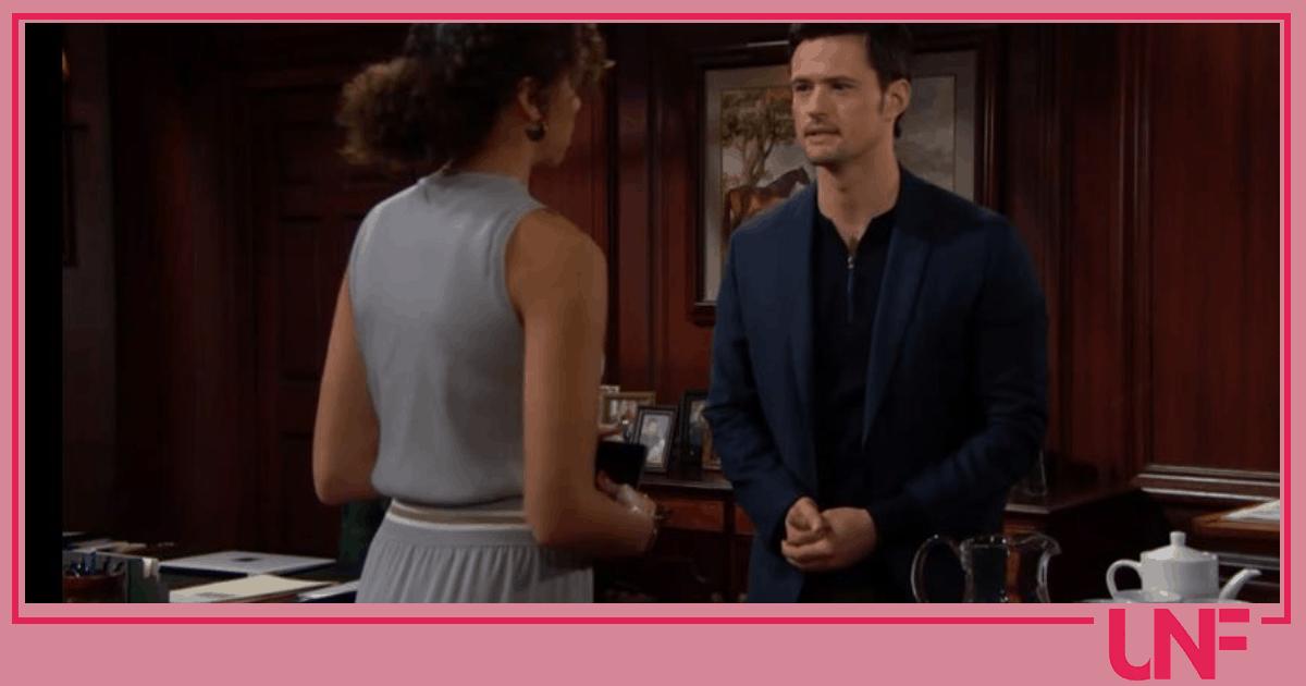 Beautiful anticipazioni: Zoe pronta a sposare Thomas, Douglas distrutto