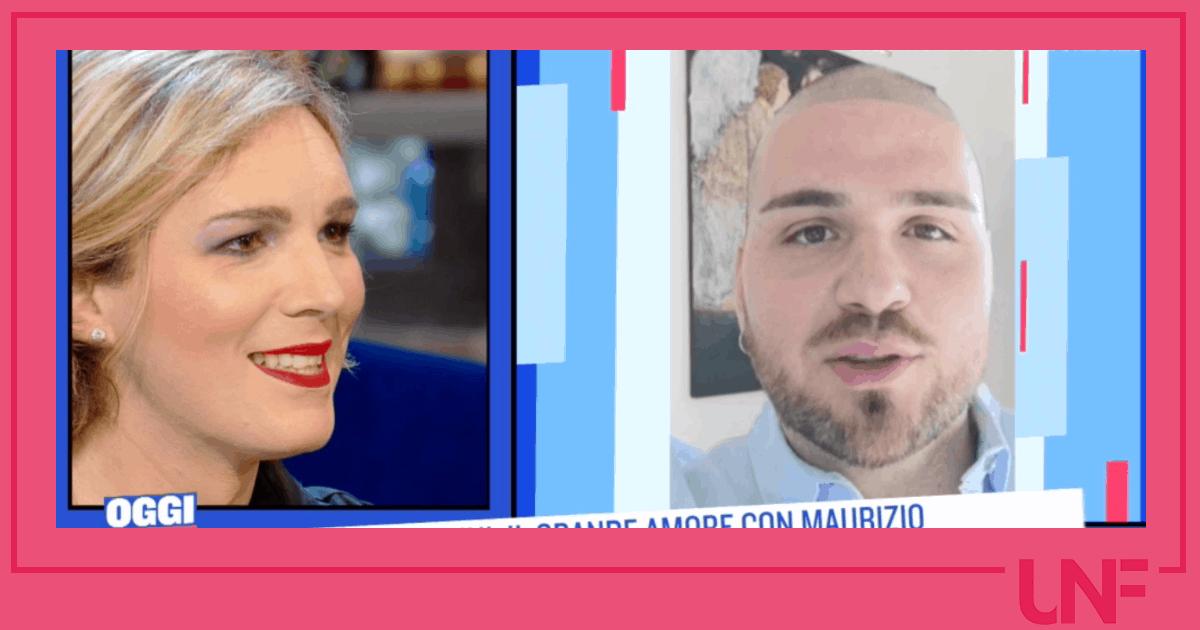 """La dichiarazione d'amore di Maurizio a Chloe Facchini: """"Sei un fiore appena sbocciato"""""""