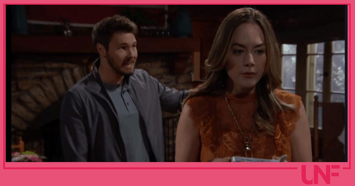 Beautiful anticipazioni: Steffy finalmente racconta tutto a Liam, Hope che farà?