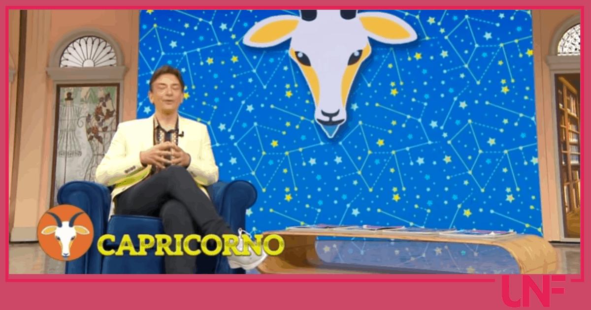 Oroscopo Paolo Fox giugno 2021 Capricorno: non si può dare senza ricevere