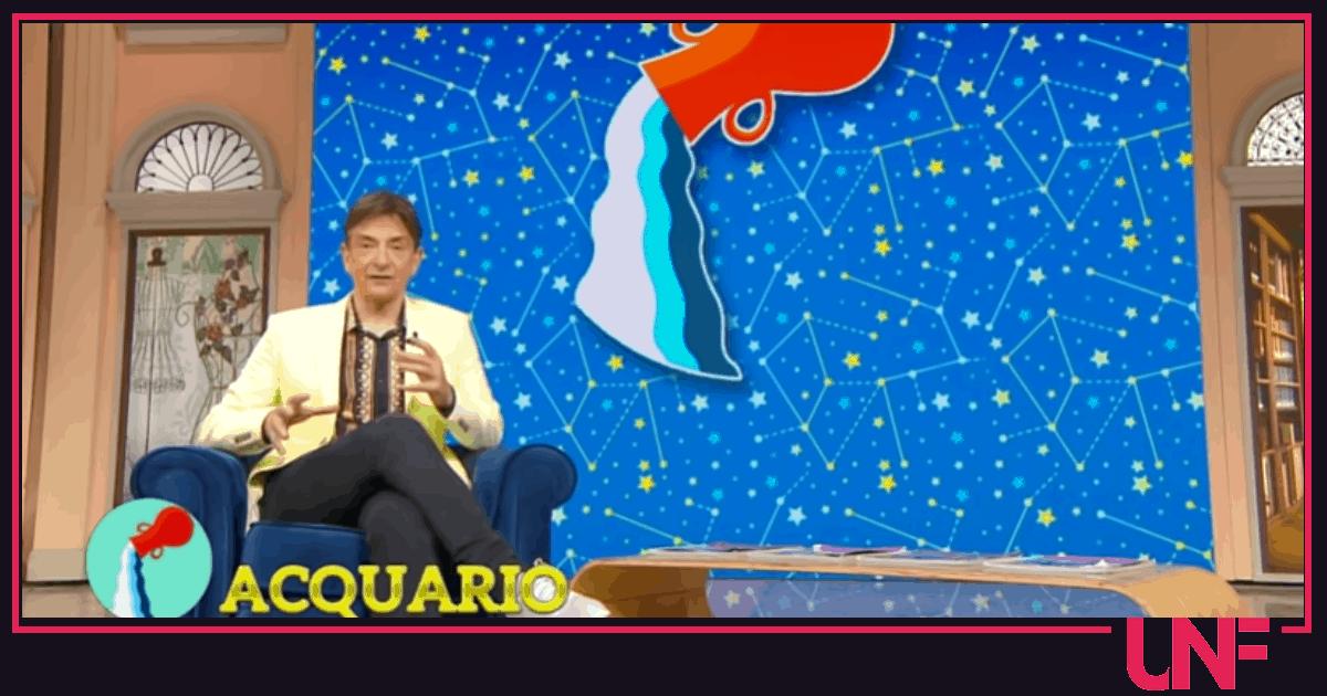 Oroscopo Paolo Fox giugno 2021 acquario: carica emotiva in miglioramento
