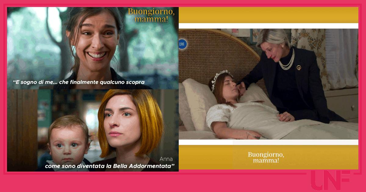 Buongiorno mamma il gran finale con il ritorno di Maurizia: ha fatto del male ad Anna?