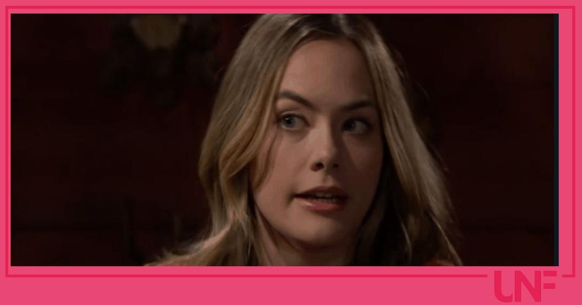 Beautiful anticipazioni: Steffy finalmente confessa, Hope si sveglia?
